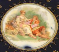 Austrian Decorated Cabinet Plate (2 of 4)