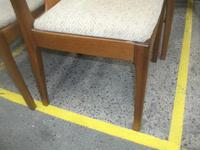 Set of 4 Retro Nathan Dining Chairs (3 of 3)