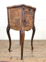 Antique French Marble Top Side Cupboard (8 of 9)