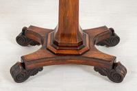 Rosewood William IV Card Table (6 of 8)