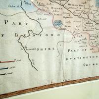 Robert Morden Northamptonshire Map (4 of 7)