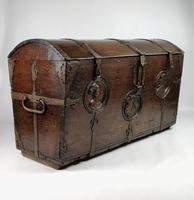 16th Century Romayne Marriage Chest (8 of 18)