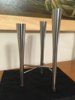 Pair of Old Hall Robert Welch Candlesticks (2 of 8)