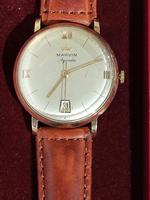 Marvin 9ct Gold Wristwatch 1966 (3 of 7)