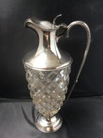 Solid Silver Topped Wine Ewer (5 of 6)