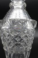 Good Pair of Regency Period Cut Glass Decanters (4 of 4)