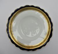 Aynsley Bone China Coffee Cup & Saucer, Silver Mount, Adie Bros Ltd, Birmingham 1930 (8 of 9)