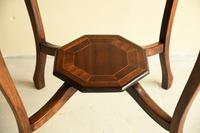 Edwardian Octagonal Centre Table (10 of 11)