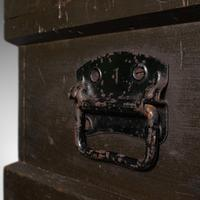 Antique Shipwright's Chest, English, Craftsman's Tool Trunk, Victorian c.1900 (12 of 12)