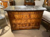 French Burr Walnut Commode (5 of 6)