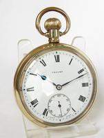 1920s Trojan pocket watch by Armand Jeanneret (2 of 5)
