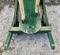 Antique Wooden Push Along Rocking Horse Toy (15 of 19)