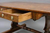 Flame Mahogany Sofa Table (6 of 6)
