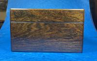 Victorian Rosewood Jewellery Box with Inlay (9 of 14)