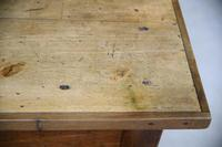 French Fruitwood Rustic Kitchen Table & Benches (5 of 15)