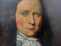 Huge Oil Portrait Painting of 17th Century General John Richmond Webb (12 of 16)