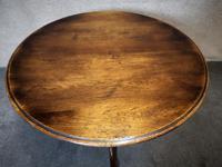 Country Oak Tilt - Top Breakfast Table By GT Rackstraw (5 of 10)