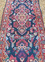 Antique Mohajeran Saroukh Runner Carpet (3 of 8)