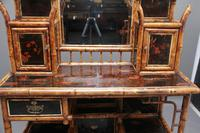 Impressive 19th Century Bamboo Cabinet (8 of 25)