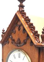Antique Musical Westminster Chime Bracket Clock 8 Bell Triple Fusee Roskell Liverpool (2 of 14)