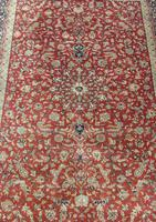 Antique Isfahan Carpet (2 of 9)