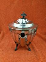 Antique Silver Plate Sheffield Teapot - Art Deco  C1920 (8 of 11)