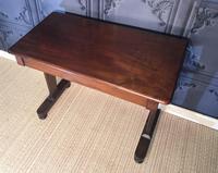 Victorian Mahogany Side Table (9 of 9)