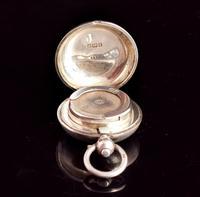 Antique Silver Sovereign Case (5 of 10)