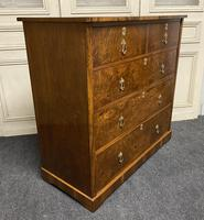 Superb Quality Walnut Chest of Drawers (10 of 18)