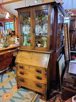 Arts & Crafts Bureau Bookcase (5 of 14)