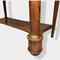Early 19th Century French Empire Console Table (11 of 13)