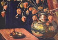 Still Life Oil Painting by Floris M. Gillespie (7 of 9)