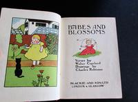 1908 Babes  & Blossoms by Walter Copeland & Charles Robinson Illustrations 1st Edition (2 of 6)