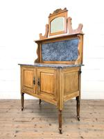 Antique Washstand with Marble Top (4 of 10)