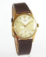 Gents Vintage 1950s Avia Wristwatch (2 of 5)