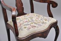 Early 19th Century Dutch Marquetry Armchair (9 of 12)