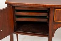 Georgian Style Mahogany Bow Fronted Sideboard (5 of 8)