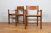 Leather Ibisco Sedie Chairs We Have 2 (13 of 13)