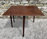 Antique Georgian Mahogany Fold Over Tea Table (20 of 27)