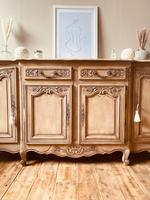 French Antique Large Normandy Sideboard / Buffet / Cupboard (6 of 10)
