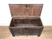 18th Century Oak Blanket Box (3 of 14)