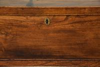 Early 19th Century Elm Blanket Box (4 of 5)