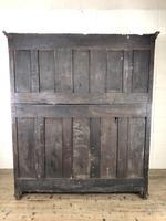 18th Century Welsh Oak Deuddarn Cupboard (12 of 12)