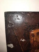 16th Century Northern European Oil on Board of Christ (7 of 11)
