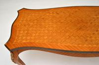 French Inlaid Parquetry Coffee Table c.1930 (6 of 8)