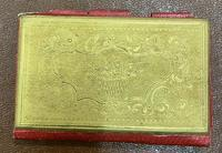 Small Victorian Ladies Note Book c.1860