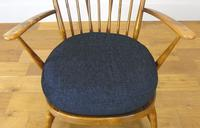 Mid Century Ercol Goldsmith 359 Easy Armchair with New Cushion (13 of 14)