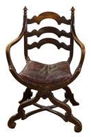 Pair of Ebonised Oak Elbow Chairs (6 of 12)