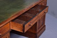 George III Mahogany Partners Desk (11 of 12)