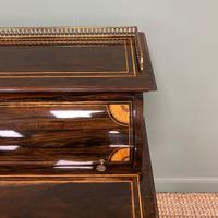 Spectacular Quality Victorian Rosewood Inlaid Antique Writing Desk (11 of 12)
